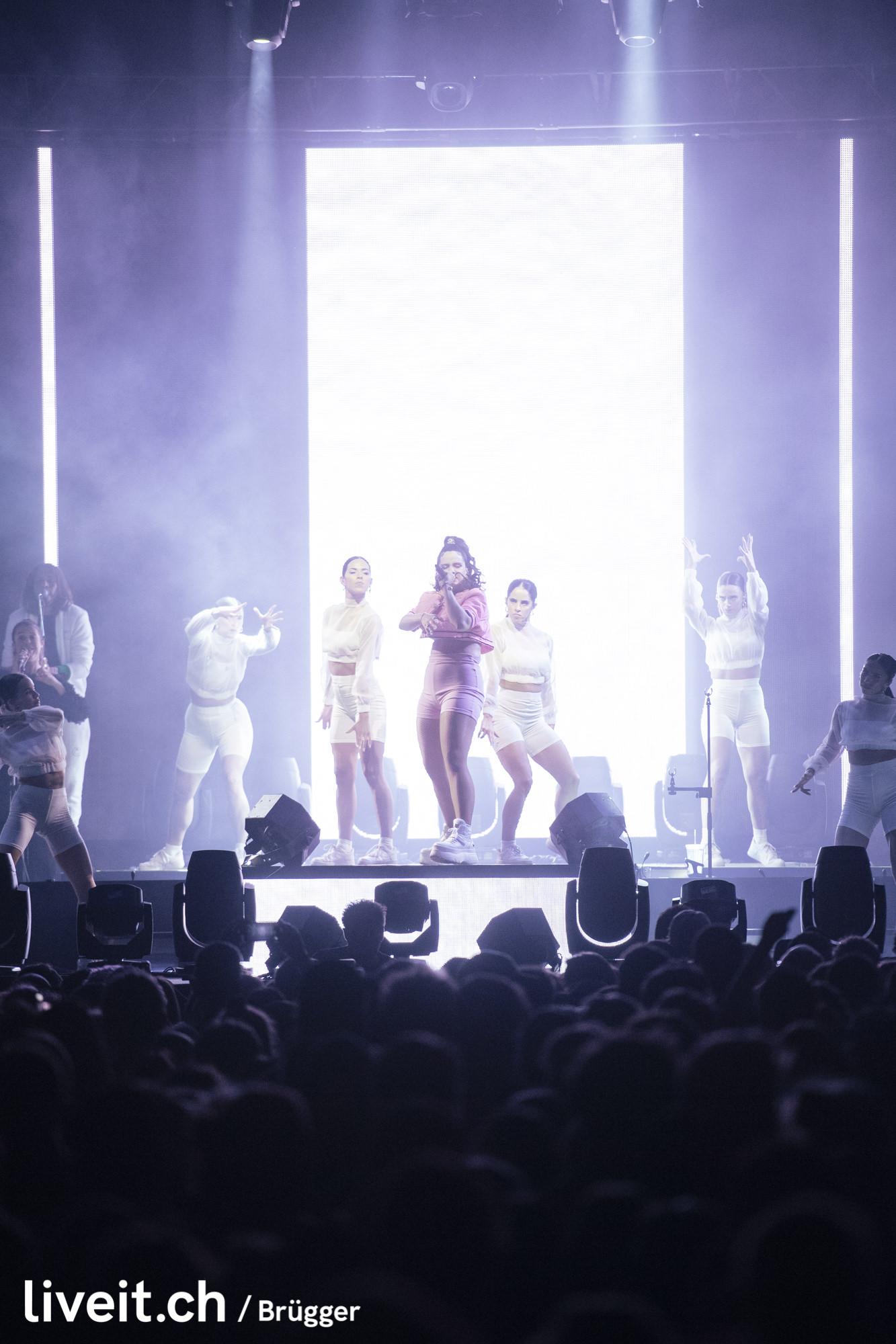 Rosalia am Gurtenfestival 2019