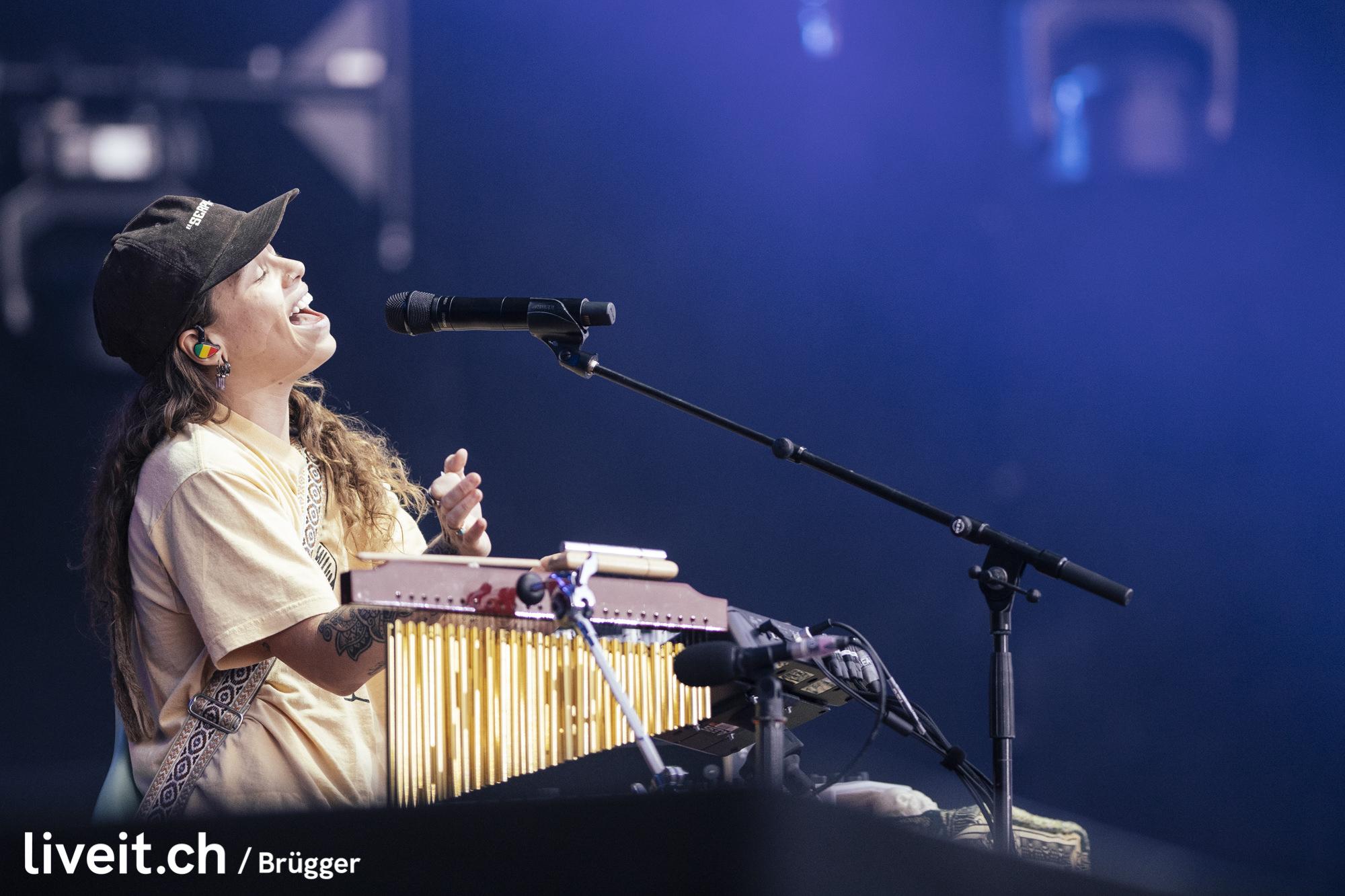 Tash Sultana am Gurtenfestival 2019