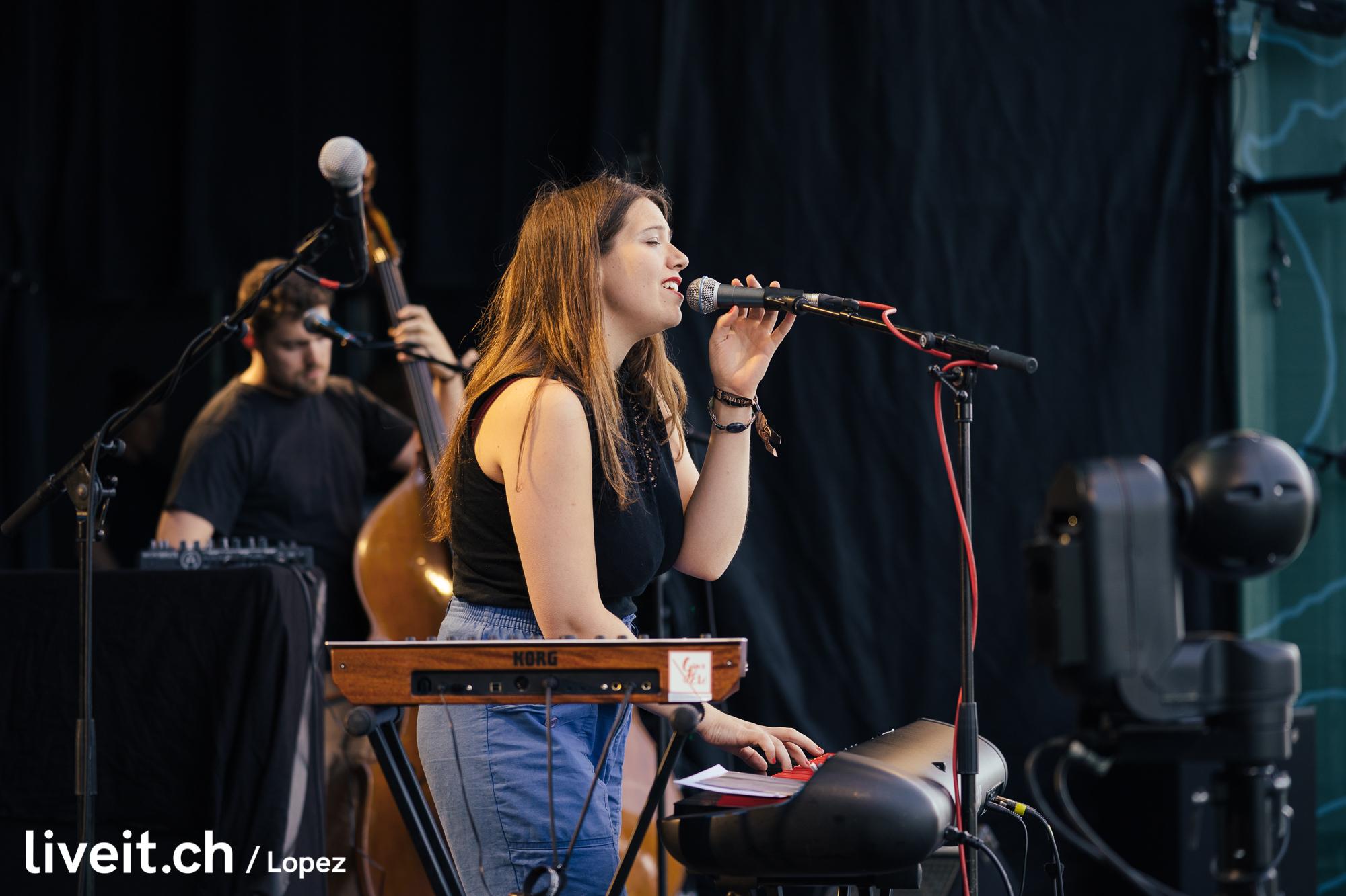 Gina Été am Gurtenfestival 2019