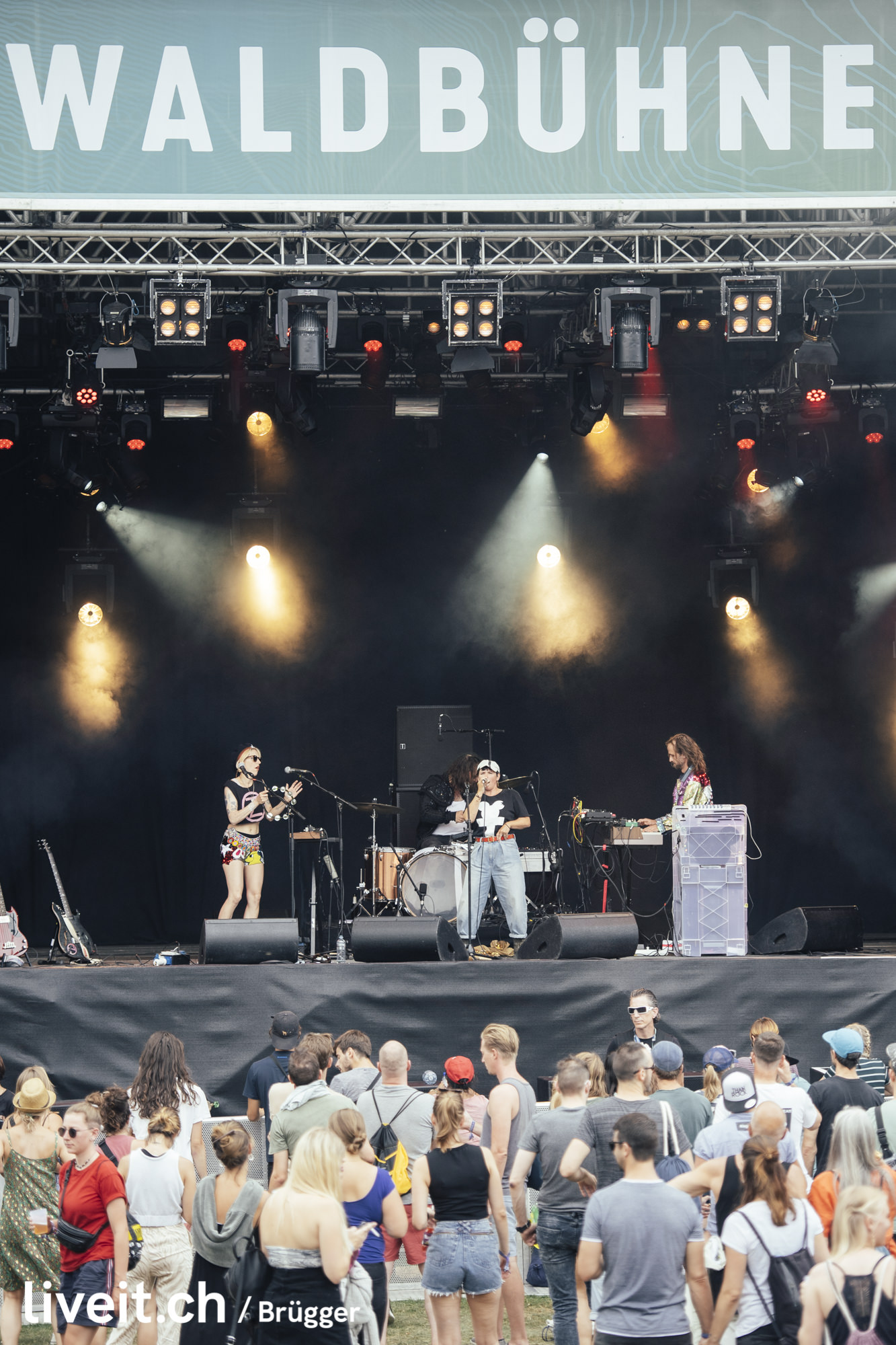 Big Zis am Gurtenfestival 2019