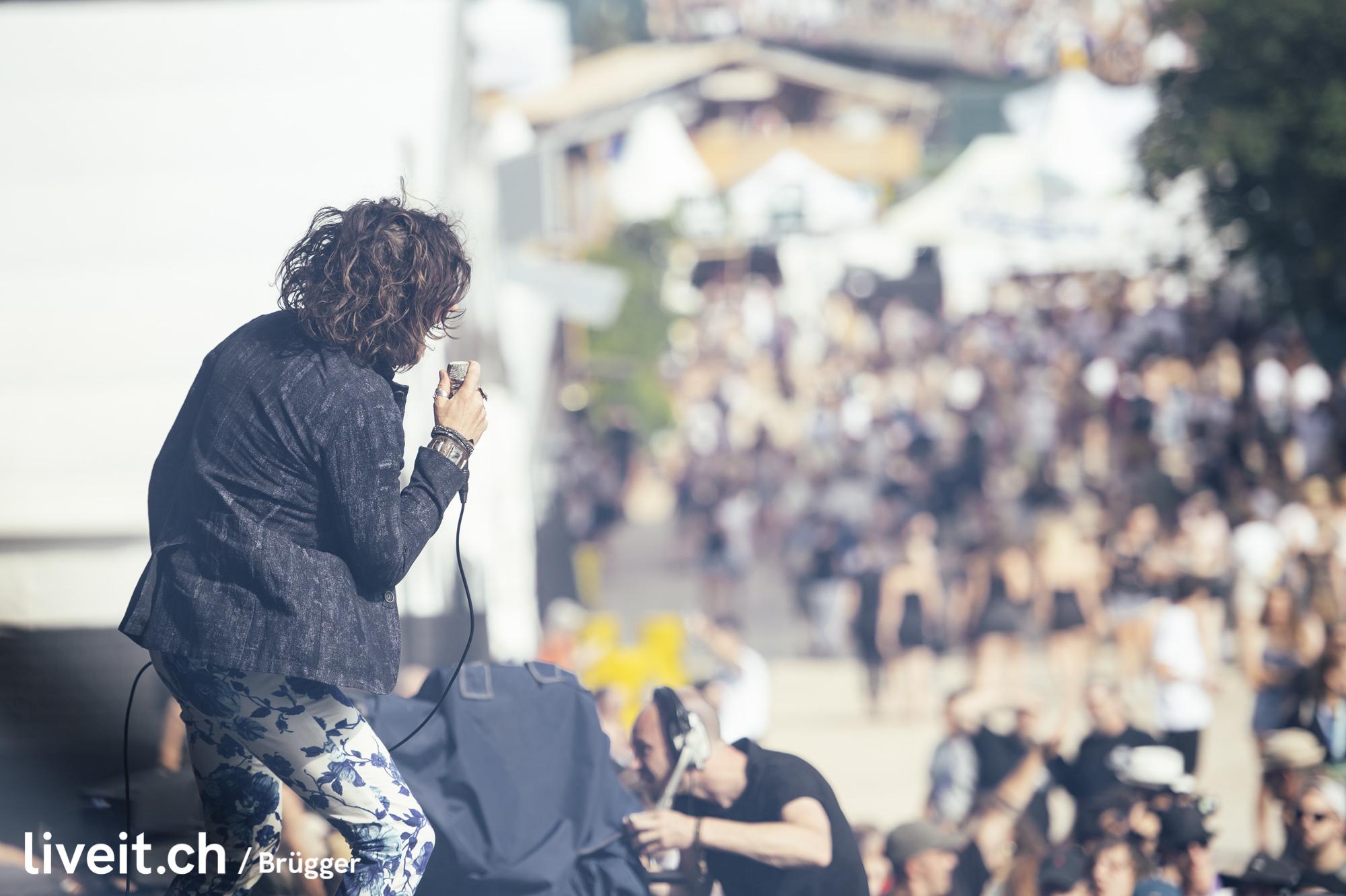Rival Sons am Gurtenfestival 2019
