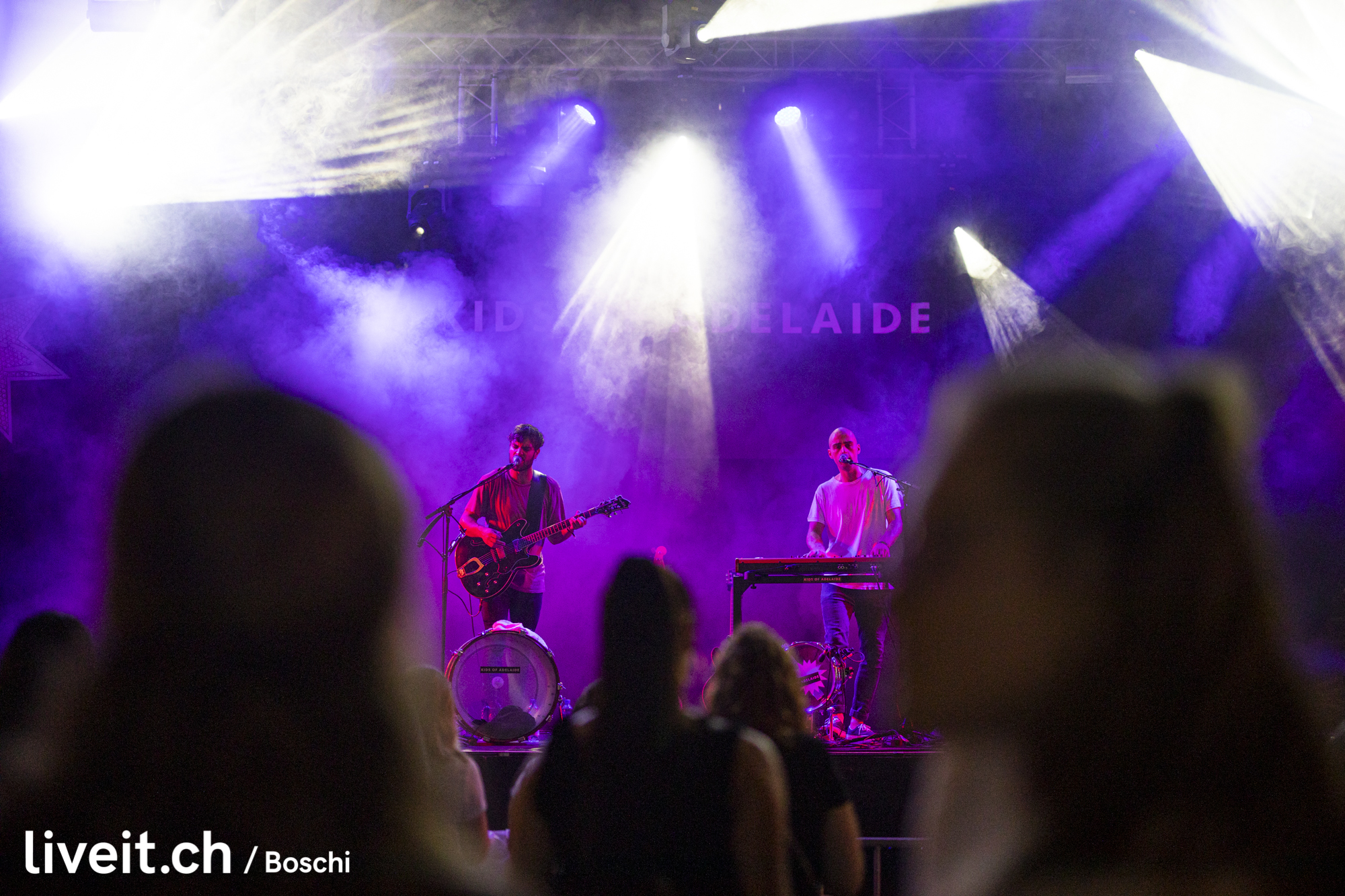 Kids of Adelaine am Thunfest 2019 (liveit.ch/boschi)