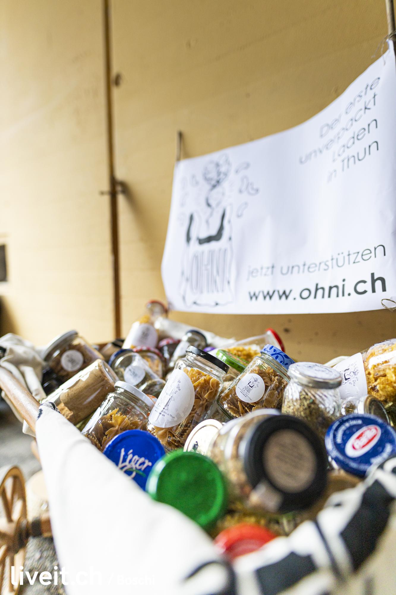 """Ohni Thun"" Promo-Aktion (liveit.ch/boschi)"