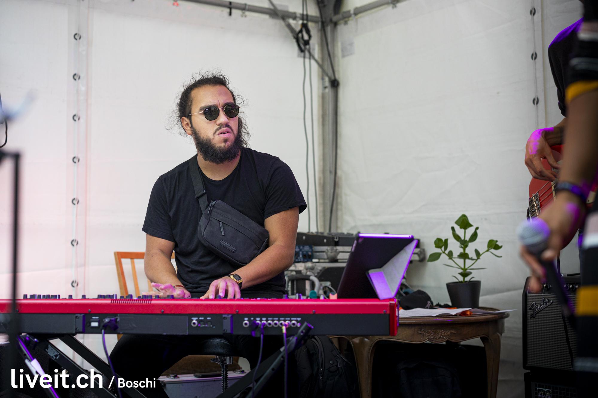 Bienna Session Collective am Thunfest 2019 (liveit.ch/boschi)