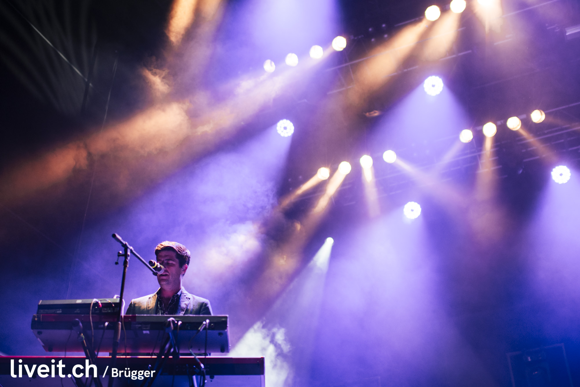 Mini Mansions am Openair Gampel 2019