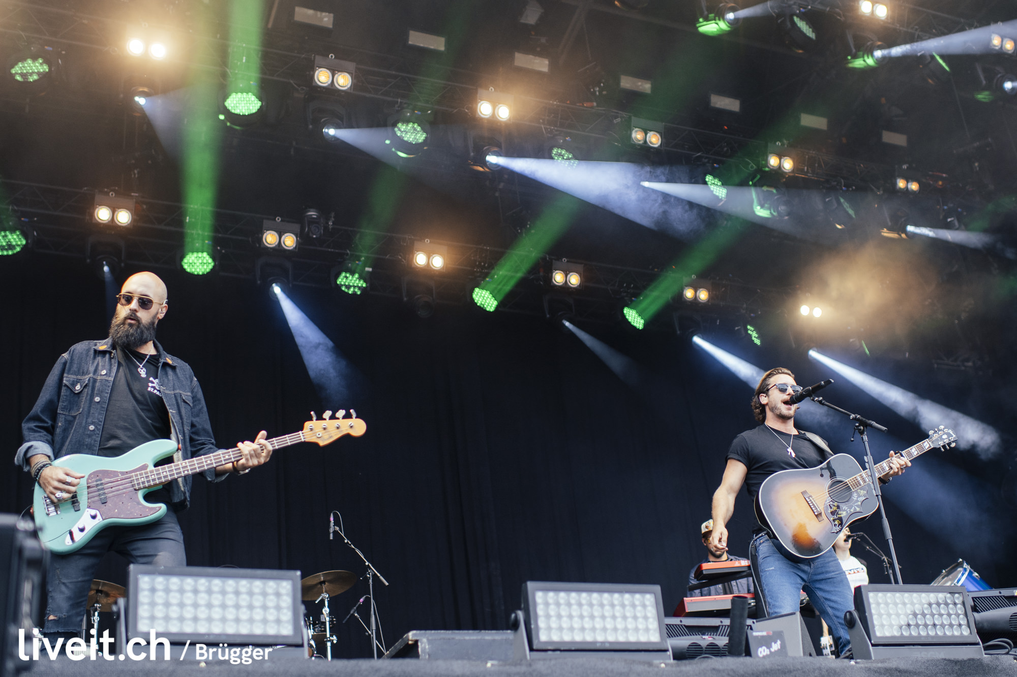 Bastian Baker am Seaside Festival 2019
