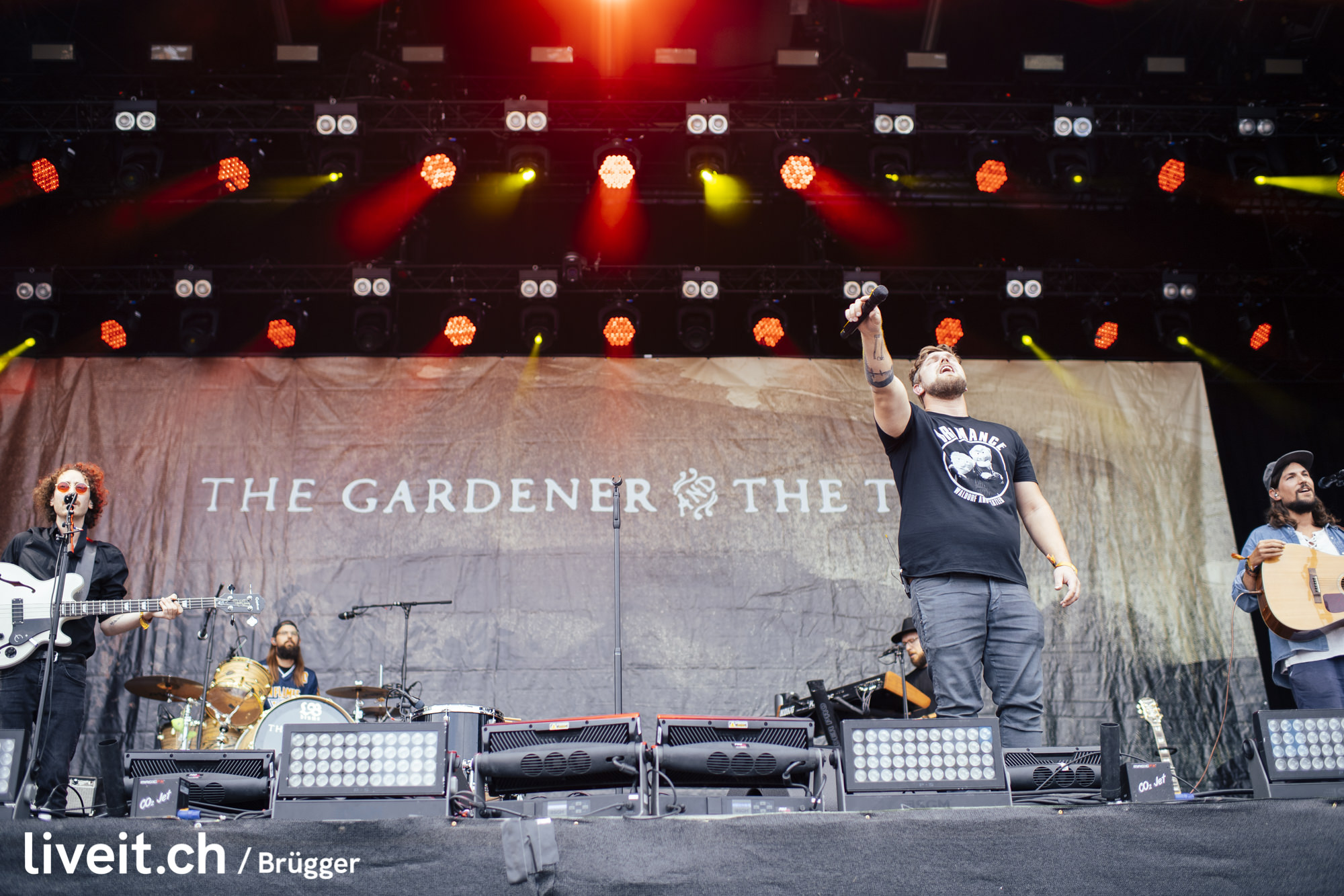 The Gardener and The Tree am Seaside Festival 2019