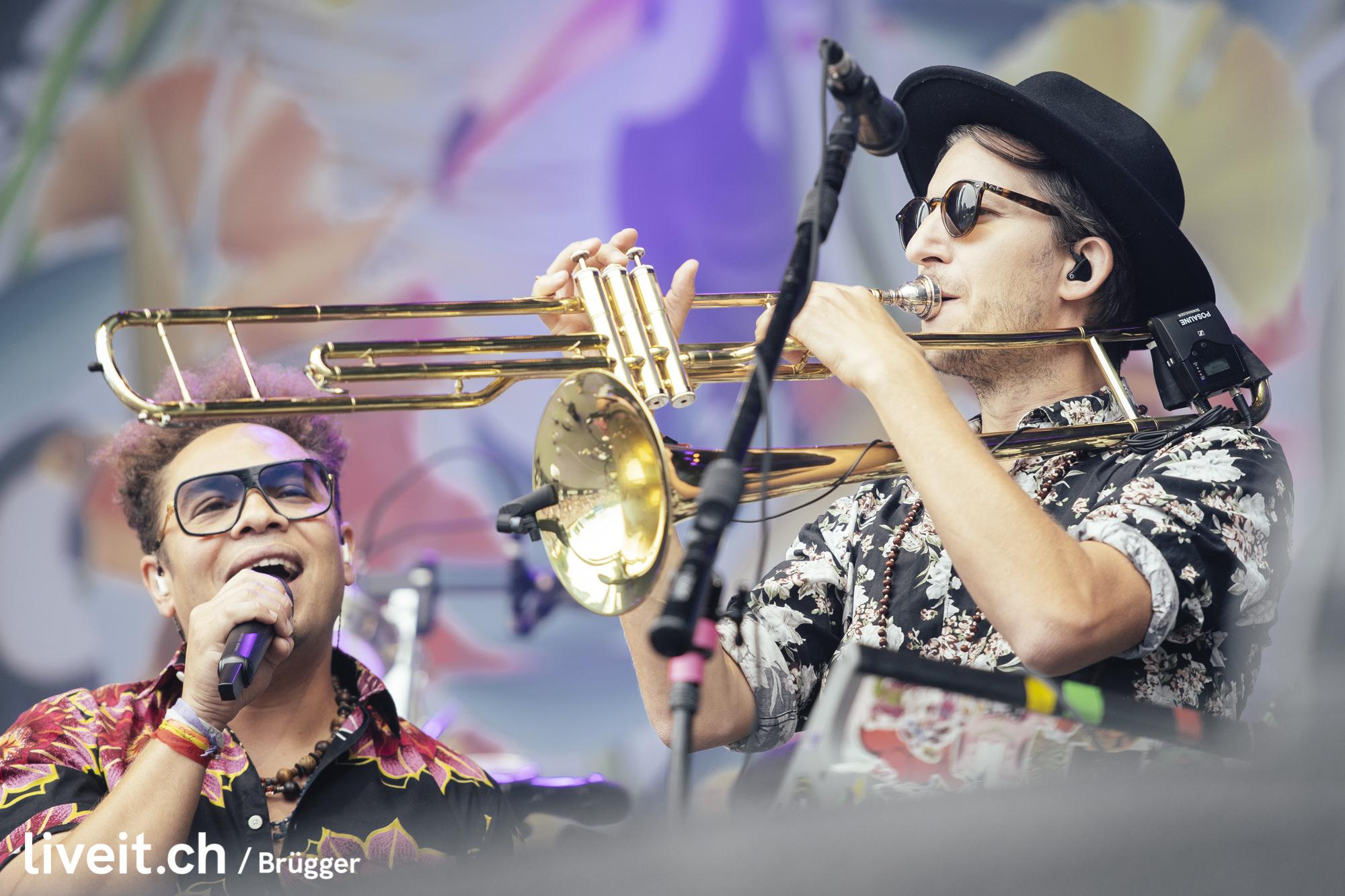 Marc Sway am Seaside Festival 2019