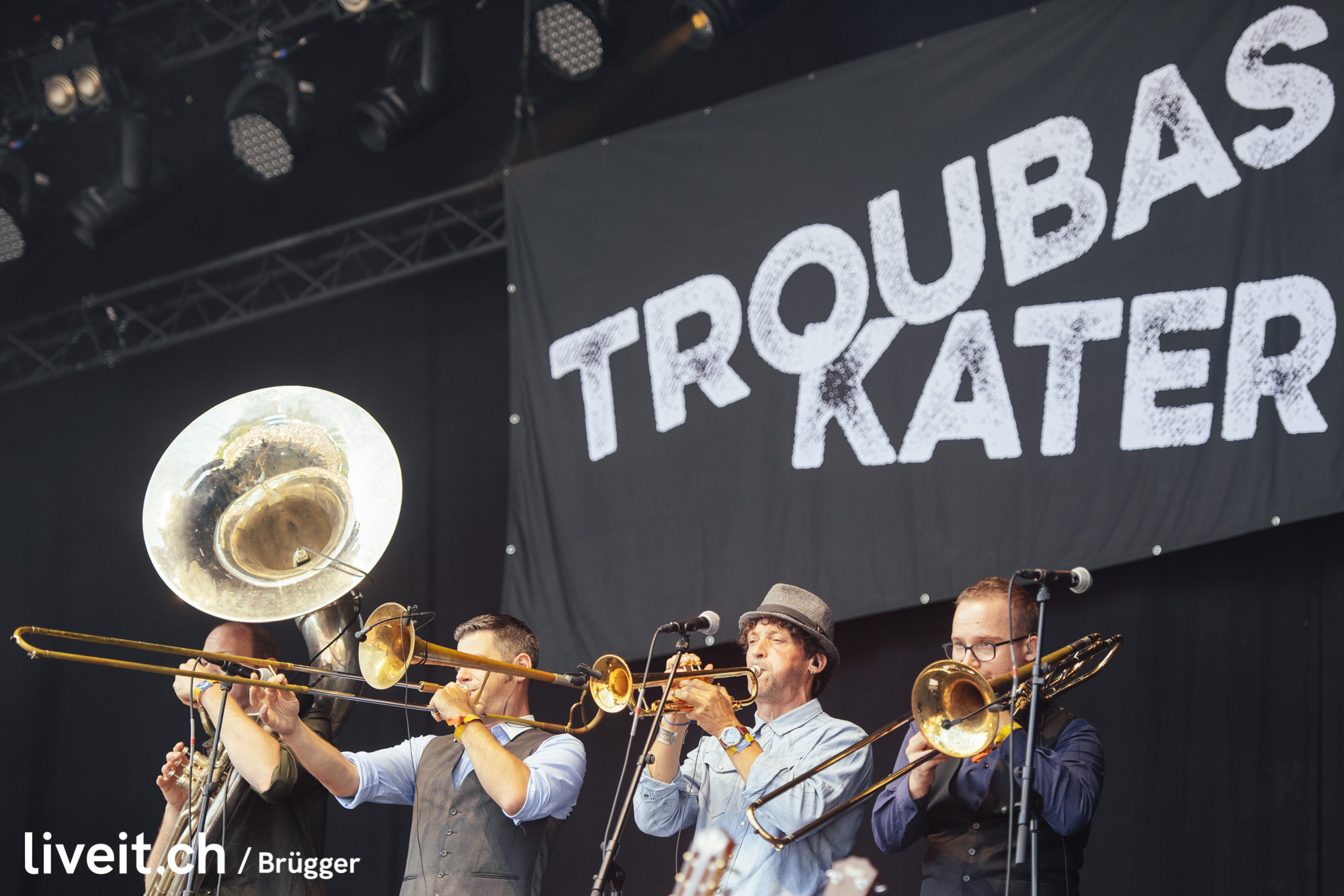 Troubas Kater am Seaside Festival 2019