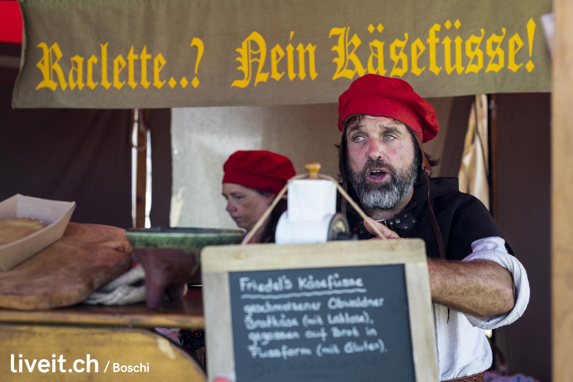 Mittelalterfest Kiesen 2019 (liveit.ch/boschi)