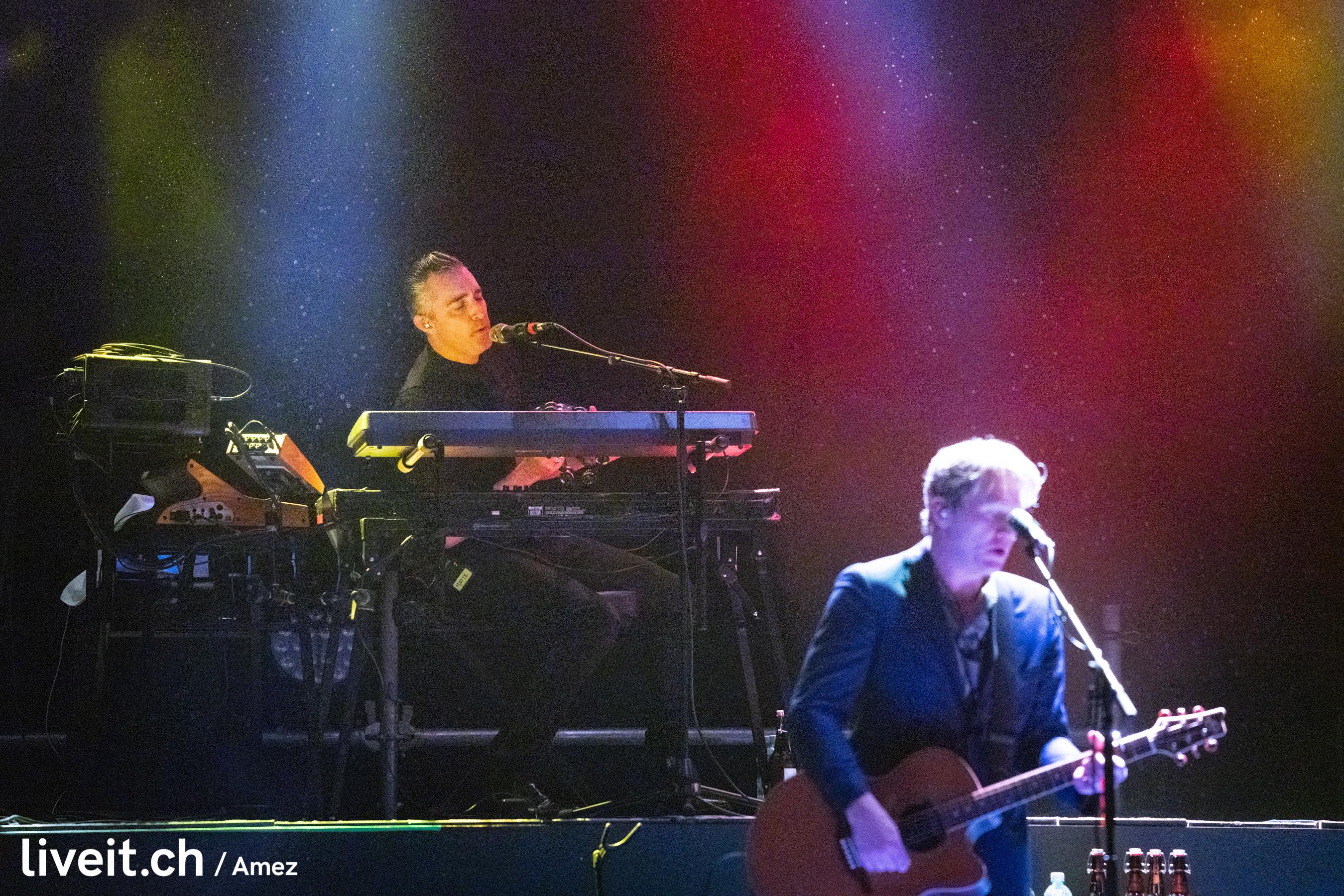 Johnossi am Festigal 2019
