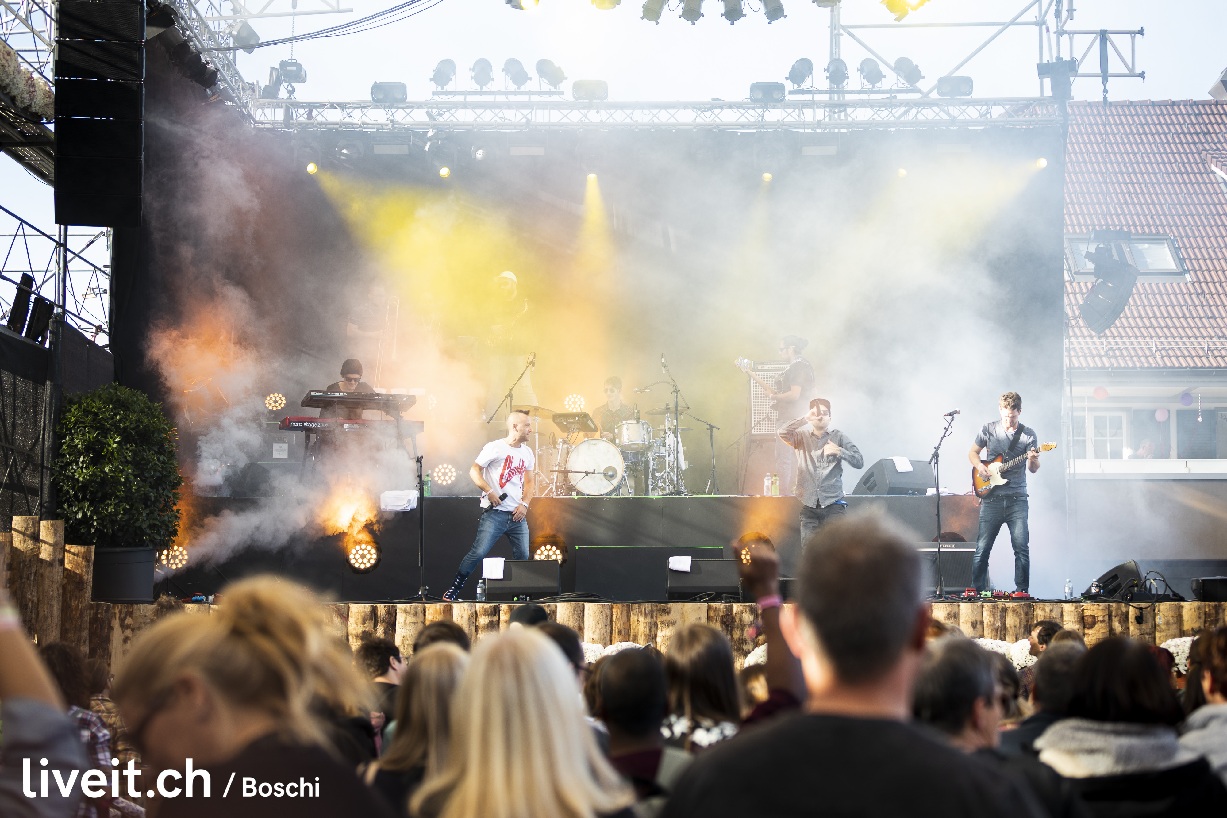 Churchhill am Herbstigal 2019 in Steffisburg.(liveit.ch/boschi)