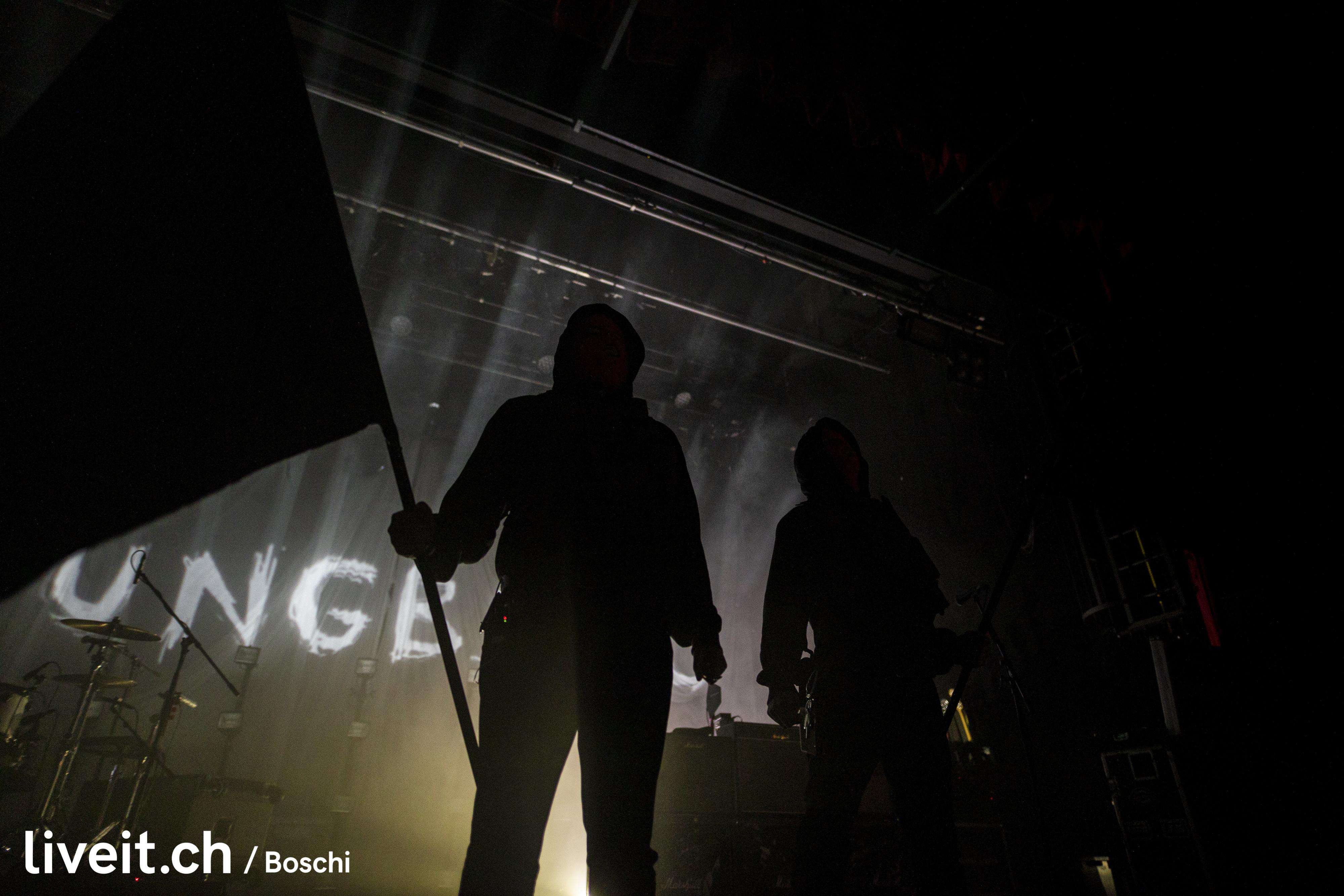 Yungblud im ausverkauften X-TRA Zürich.(liveit.ch/boschi)