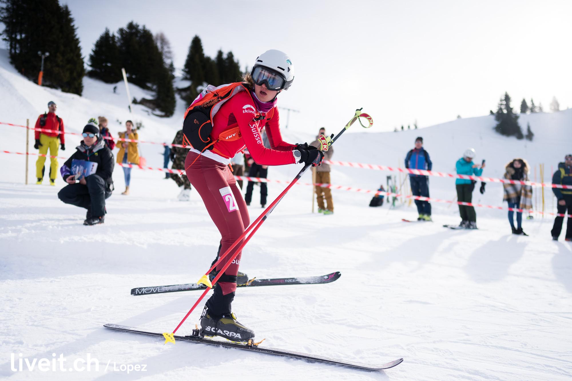 SCHWEIZ SKI MOUNTAINEERING YOUTH OLYMPIC GAMES