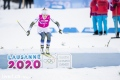 SWITZERLAND VALLEE DE JOUX YOG LAUSANNE2020 CROSS COUNTRY SKIING