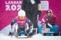 SCHWEIZ LUGE YOUTH OLYMPIC GAMES