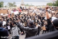 SCHWEIZ LAUSANNE BLACK LIVES MATTER