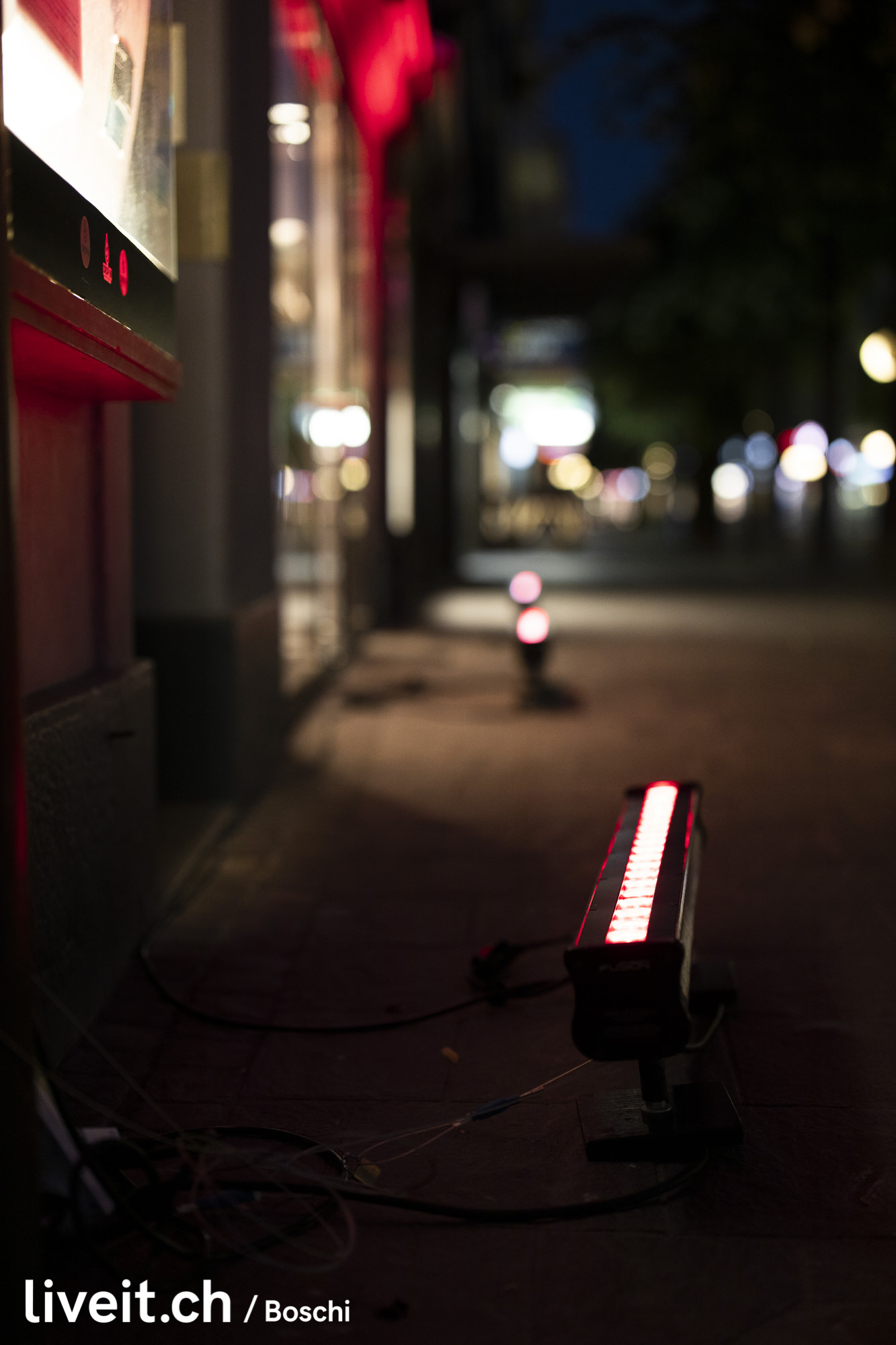 SCHWEIZ NIGHT OF LIGHTS THUN