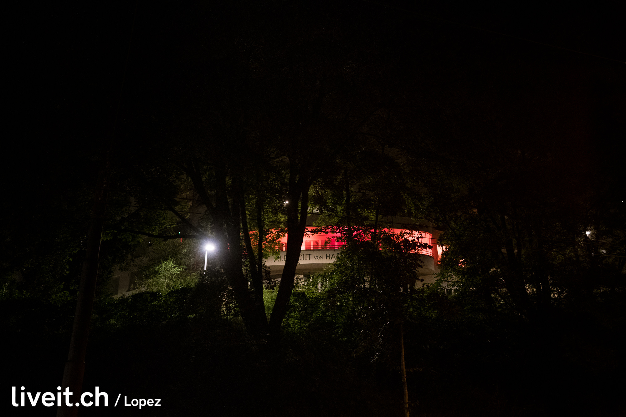 SCHWEIZ NIGHT OF LIGHT