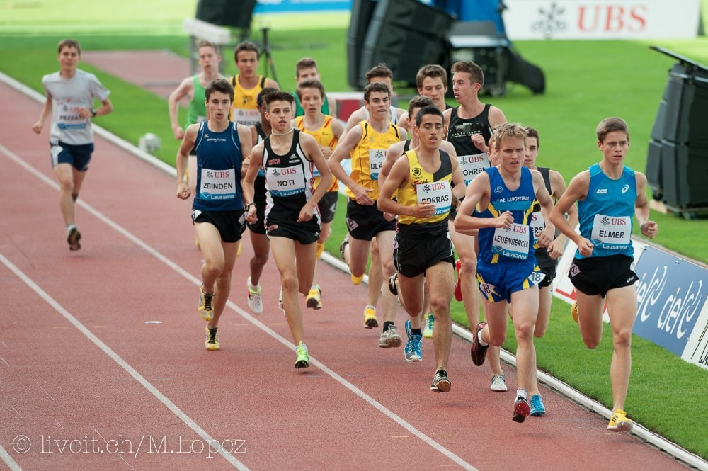 1500m U18 (Bild: Manuel Lopez)