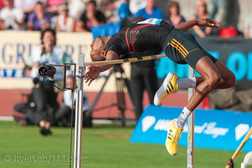 Men - Highjump (Bild: Manuel Lopez)