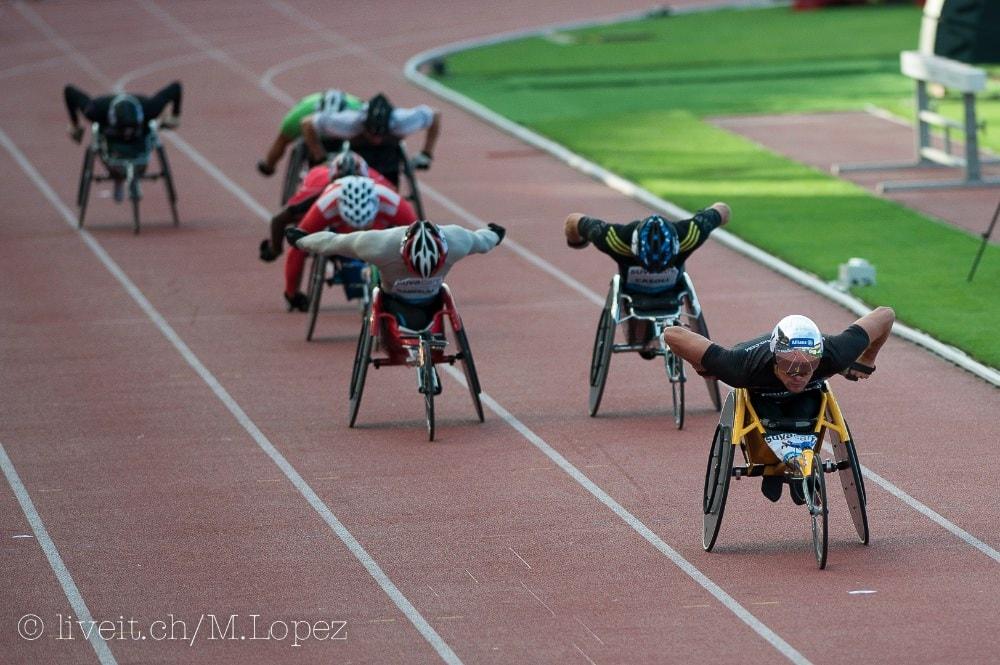 Wheelchair (Bild: Manuel Lopez)