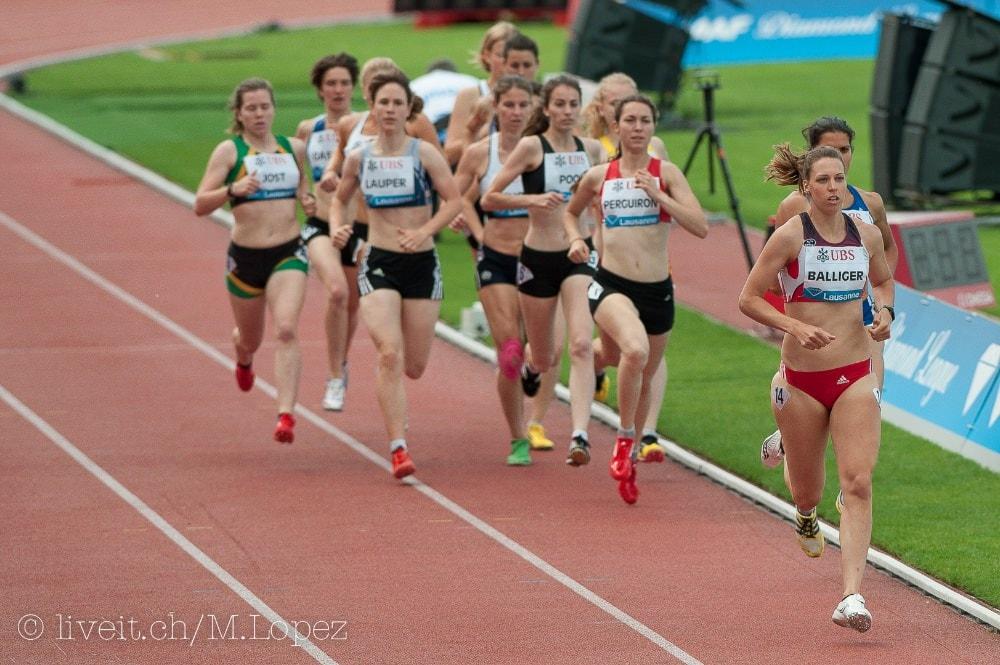 Women 800m (Bild: Manuel Lopez)