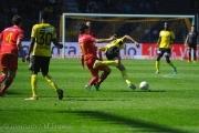 Am Sonntag wurde im Wankdorf Stadion viel Action geboten.