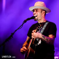 Ben Harper & The Innocent Criminals am 3. Oktober 2016 im Volkhaus in Zuerich. (liveit.ch / Manuel Lopez)